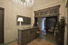 Un mostrador de anticuario - AD España, © Hotel Cluc