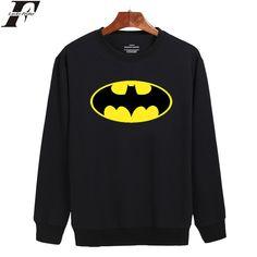 LUCKYFRIDAYF Fashion Batman Symbol 2016 Hoodies Men Hoody Sweatshirts for Classic Mens Hoodies and Sweatshirts 3xl cotton #Affiliate