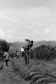 Photographer: Carol Allen Storey  Title: 'ROUGH LIVING'  Location: Rwenzorie Mountain Kingdom, Uganda