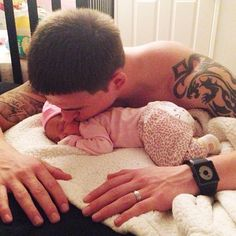this is hubby and daughter goals