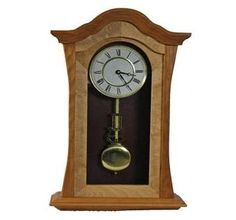 Classic pendulum wall clock