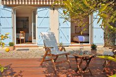 Ferienwohnung im Hinterland von Antibes, zwischen Biot und Valbonne Antibes, Outdoor Furniture, Outdoor Decor, Sun Lounger, Patio, Home Decor, Chaise Longue, Homemade Home Decor, Yard