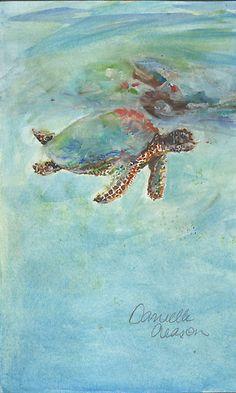 Sea Turtle by daniyellow
