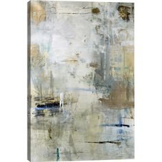 Corrigan Studio® Asking for White Painting Print on Wrapped Canvas