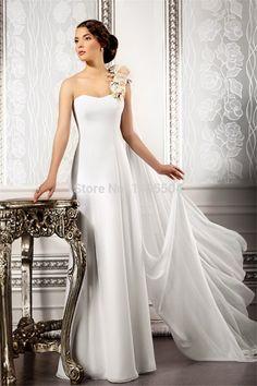 2015 new arrival bridal gown tulle cap sleeve see through lace flower flower vestido de noiva applique pleats wedding dress