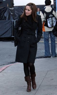 Rose Byrne takes a stroll down Main Street at the Sundance Film Festival in Park City
