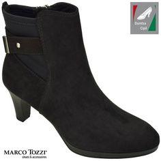 f21ae06418 Marco tozzi női bőr bokacsizma 2-25372-21 002 fekete ekkor: 2018 | Marco  Tozzi cipő webáruház | Pinterest | Shoes és 21st