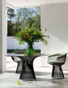 urbnite — Platner Arm Chair by Warren Platner for Knoll