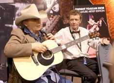 Dwight Yoakam Photos Photos - Singer-songwriter Dwight Yoakam attends the 2017 NAMM Show Opening Day at Anaheim Convention Center on January 19, 2017 in Anaheim, California. - The 2017 NAMM Show Opening Day