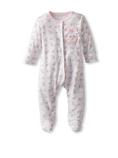 25% OFF Rumble Tumble Baby Long Sleeve Coverall (White) #apparel #Kids