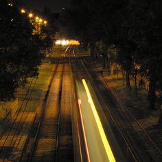 Night tram by Grzegorz Adamski on 500px