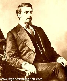 Judge Isaac Parker - The Hanging Judge of Indian Territory