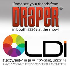 Come see us at the LDI show in booth #2269! #projection #Tech #AV #AVNews