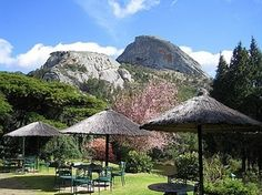 """Splendid it is...view of the """"Nyanga mountains"""" in the Eastern Highlands of Zimbabwe...Vew from Juliasdale"""
