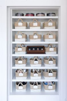 Organizing your closet space #organize #creativity