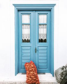 Greece summer Athens, Greece, Blue And White, Summer, Furniture, Home Decor, Greece Country, Summer Time, Decoration Home
