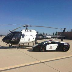 LAPD helicopter unit - Lamborghini squad car ✏✏✏✏✏✏✏✏✏✏✏✏✏✏✏✏ IDEE CADEAU ☞ gabyfeeriefr.tumblr.com ..................................................... CUTE GIFT IDEA ☞ frenchvintagejewelryen.tumblr.com ✏✏✏✏✏✏✏✏✏✏✏✏✏✏✏✏
