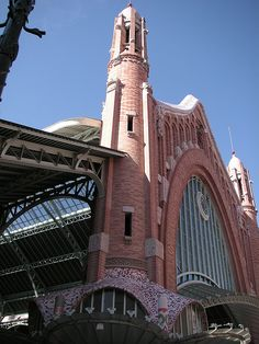 Mercado de Colón de Valencia by neus.medhomeclass, via Flickr