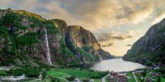 16 Εντυπωσιακές φωτογραφίες της Νορβηγίας