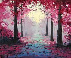 Autumn Scenes by Graham Gercken
