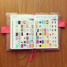 Journal / Planner / Diary Hobonichi techo