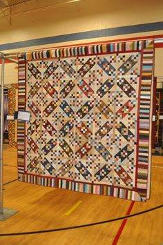Tumalo Trail by Bonnie Hunter quilt?
