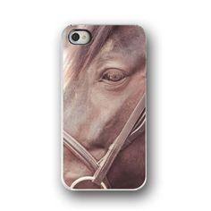 Horses Phone 4 Case Horse Lover Pony  by ShadetreePhotography, $30.00