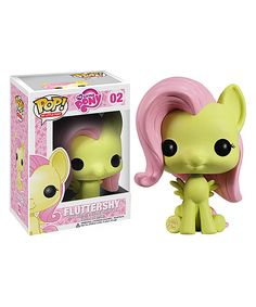 Fluttershy Pop! Figure | Daily deals for moms, babies and kids