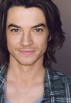 Craig Horner. Fell in love with him when he did Legend of the Seeker.