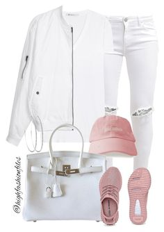 """Chill Day"" by highfashionfiles ❤ liked on Polyvore featuring moda, FiveUnits, T By Alexander Wang, Hermès, women's clothing, women's fashion, women, female, woman y misses"