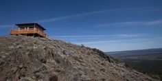 Hager Mountain Fire Lookout | Outdoor Project - Lodging