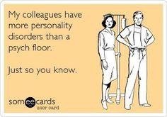 Nurse coworkers