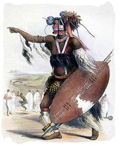 Shaka, the Zulu King  http://ixwa.hubpages.com/hub/Great-Celebrities-in-Ancient-History-Kings-Conquerors-and-Founders-of-Natons