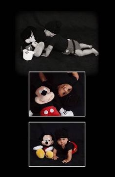 Cute baby dressed up like Mickey Mouse! Playing with Disney Characters Pluto, Donald Duck, Mickey Mouse. Baby Boy 1st Birthday, 1st Birthday Photos, Mickey Mouse Birthday, 1st Birthday Parties, Mickey Mouse Theme Party, Baby Mickey, Theme Pictures, Baby Boy Pictures, Cute Baby Dresses