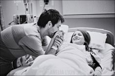 Wish I had thought to take pictures like these when I was in labor. Beautiful.