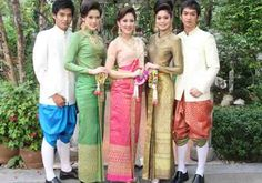 Thailand Dress | as chut thai phra ratcha niyom literally translated as thai dress ...
