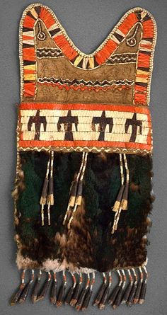 Nice t-birds .porky and bear Native American Ancestry, Native American Regalia, Native American Design, Native American Artifacts, Native American Beadwork, Native American History, Native Style, Native Art, American Indian Crafts