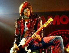 Johnny Ramone on stage in Berlin, Neue Welt (Photo by ARTCO-Berlin/ullstein bild via Getty Images)