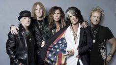 Aerosmith protest over Trump campaign track - Classic Rock