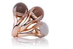 Bron jewelry rings