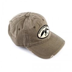 eda8603bebc Duck Commander Olive Distressed Hat Hunting Clothes