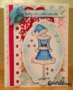 Unity Stamp Company, Santa Baby