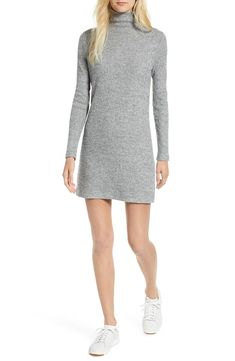 Find and compare Lou & Grey Soft Rib Turtleneck Dress across the world's largest fashion stores! Ribbed Dress, Ribbed Turtleneck, Turtleneck Dress, Casual Dresses, Short Dresses, Dresses For Work, Nordstrom Dresses, Gray Dress, Dress Skirt