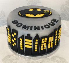 gâteau Batman - Batman cake