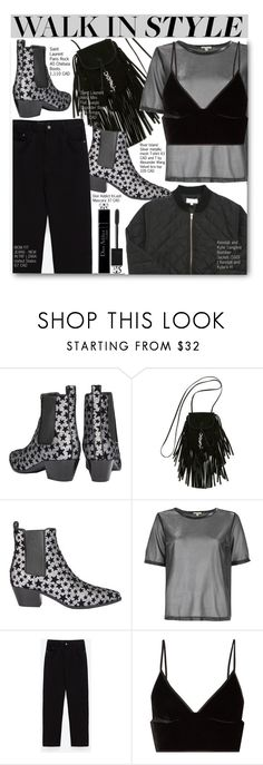 """Walk In Style Chelsea Boots Style"" by voguefashion101 ❤ liked on Polyvore featuring PacSun, Yves Saint Laurent, River Island, T By Alexander Wang and Christian Dior"