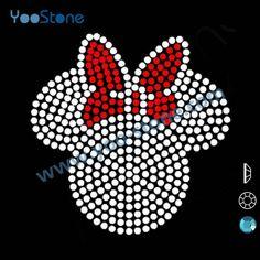 Wholesale Mouse Rhinestone Motif For Kids e4169a8ee1b4