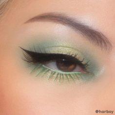 Edgy Makeup, Makeup Eye Looks, Eye Makeup Art, Makeup Inspo, Eyeshadow Makeup, Makeup Inspiration, Cute Eyeshadow Looks, Eyeshadow Palette, Eyeshadow Ideas