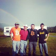 Derrick Slopey, Ernest Hancock, Davi Barker, Drew Phillips - #ernesthancock #freedomsphoenix #porcfestx  Davi & Drew win PorcfestX - ' Rainbow Proof