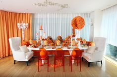 Orange, orange, orange!