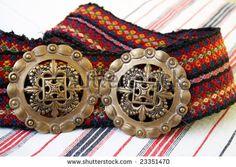 Serbian belt